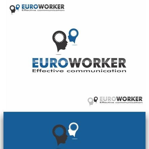 EUROWORKER needs improved logo