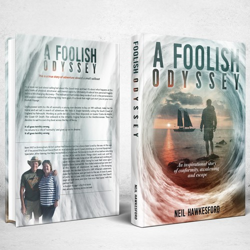 Book Cover for A Foolish Odyssey