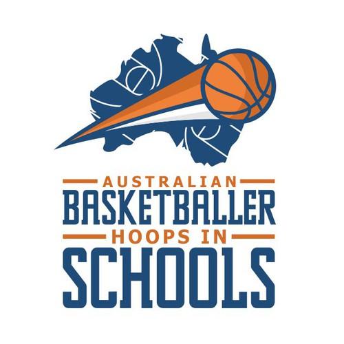 Create the next logo for Australian Basketballer