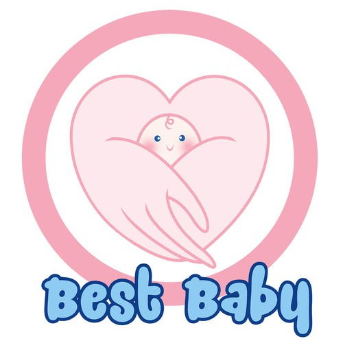 Best Baby Apps Logo Design