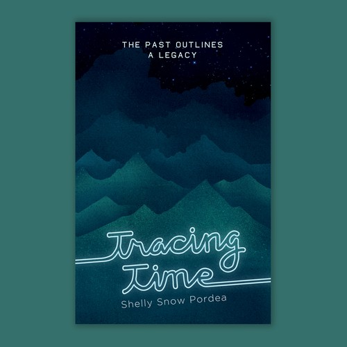 Book cover for TRACING TIME