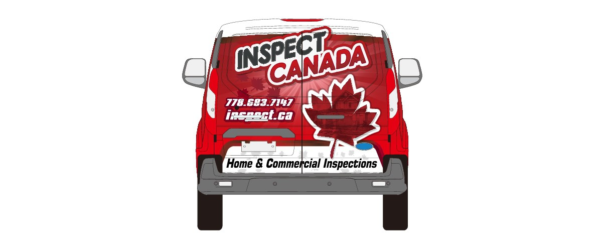 Create an amazing Car Wrap for Inspect Canada