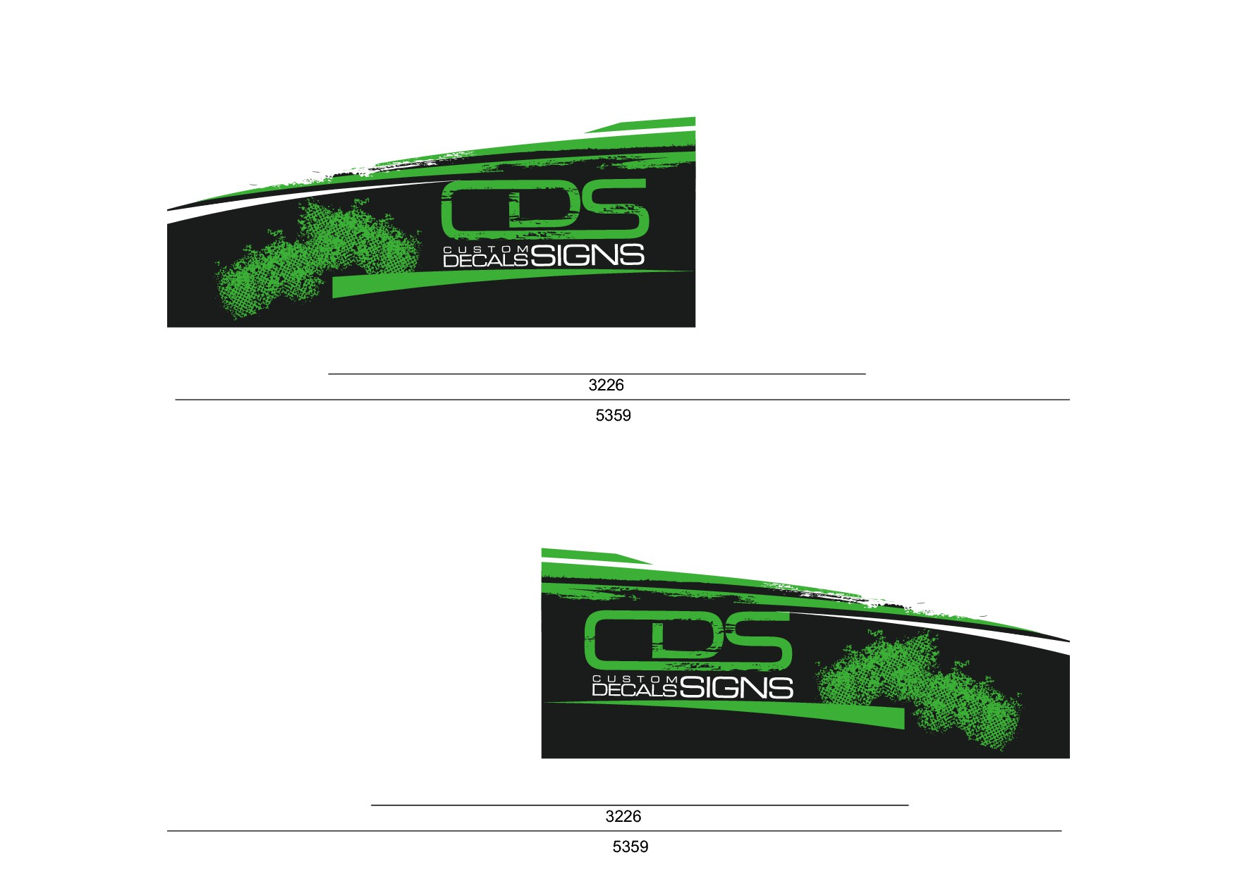 Sign company looking for a stand out wrap design  on work vehicle