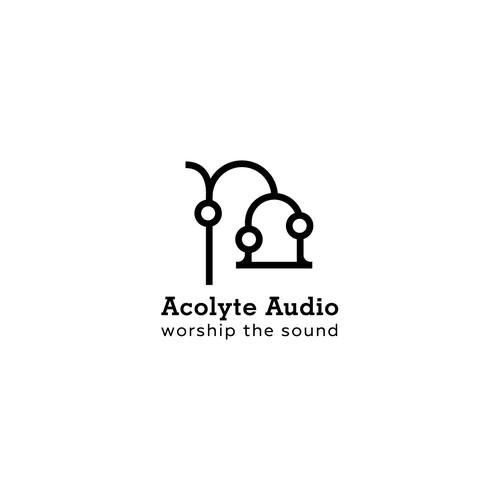 A simple concept for a audio shop