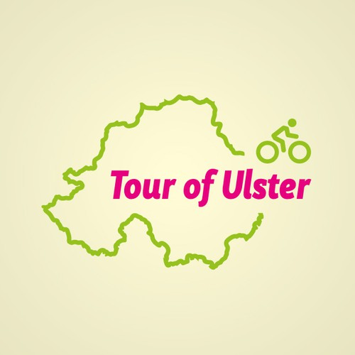 Tour of Ulster Bike Race identity