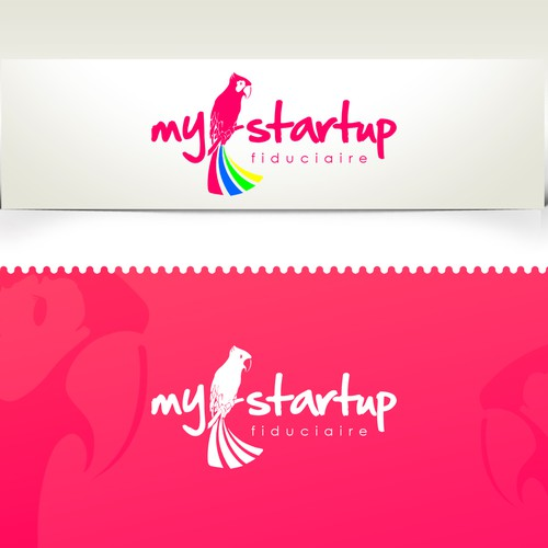 "New logo wanted for ""my-startup"", an accounting firm for start-ups"