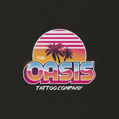 Logo design for a tattoo studio