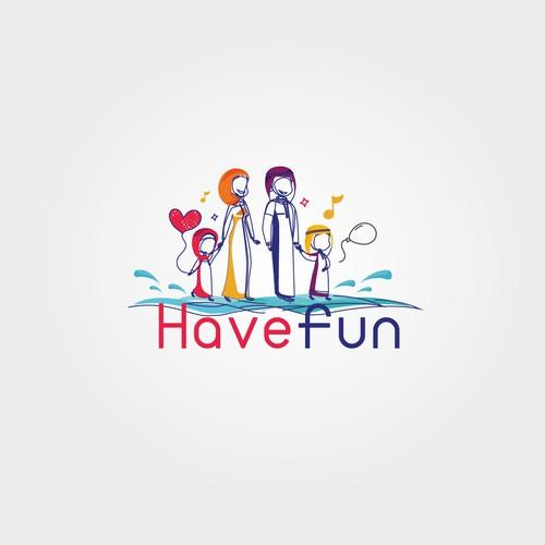 logo have fun