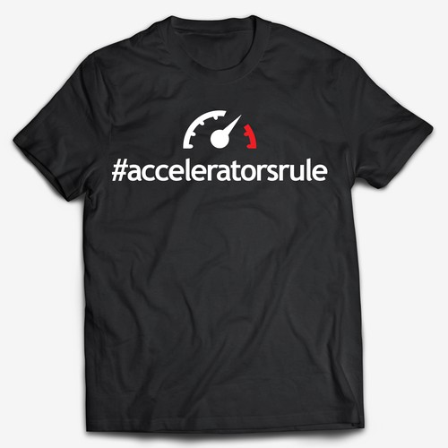 Practice Acceleration t-shirt design