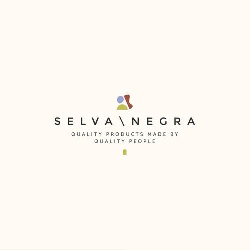 Selva Negra Branding Design