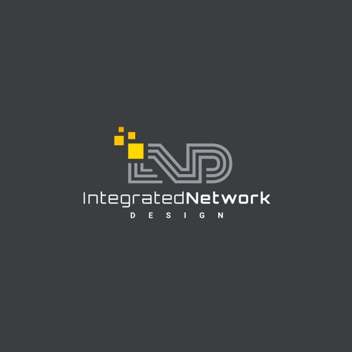 Integrated Network Design Logo