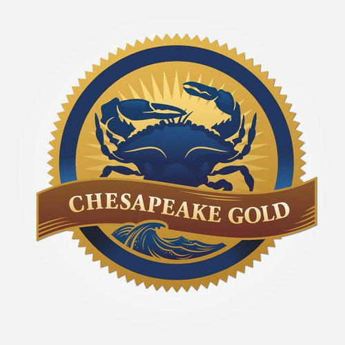 Chesapeake Gold - Logo Design - BRAND