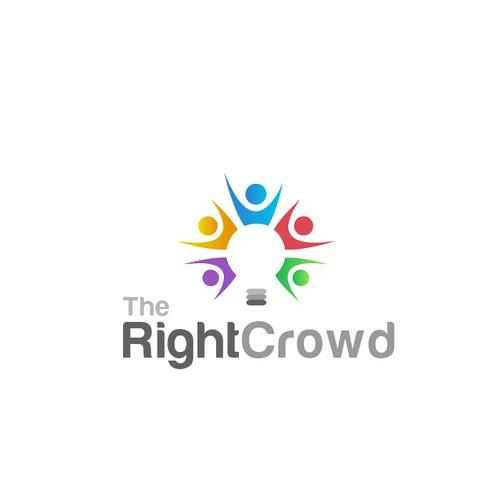 Crowdfunding Logo concept