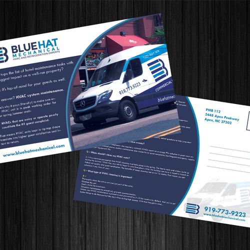 BlueHat Mechanical, Inc