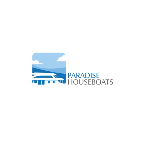 Houseboat logo