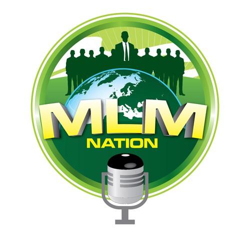 Logo Concept for MLM Nation