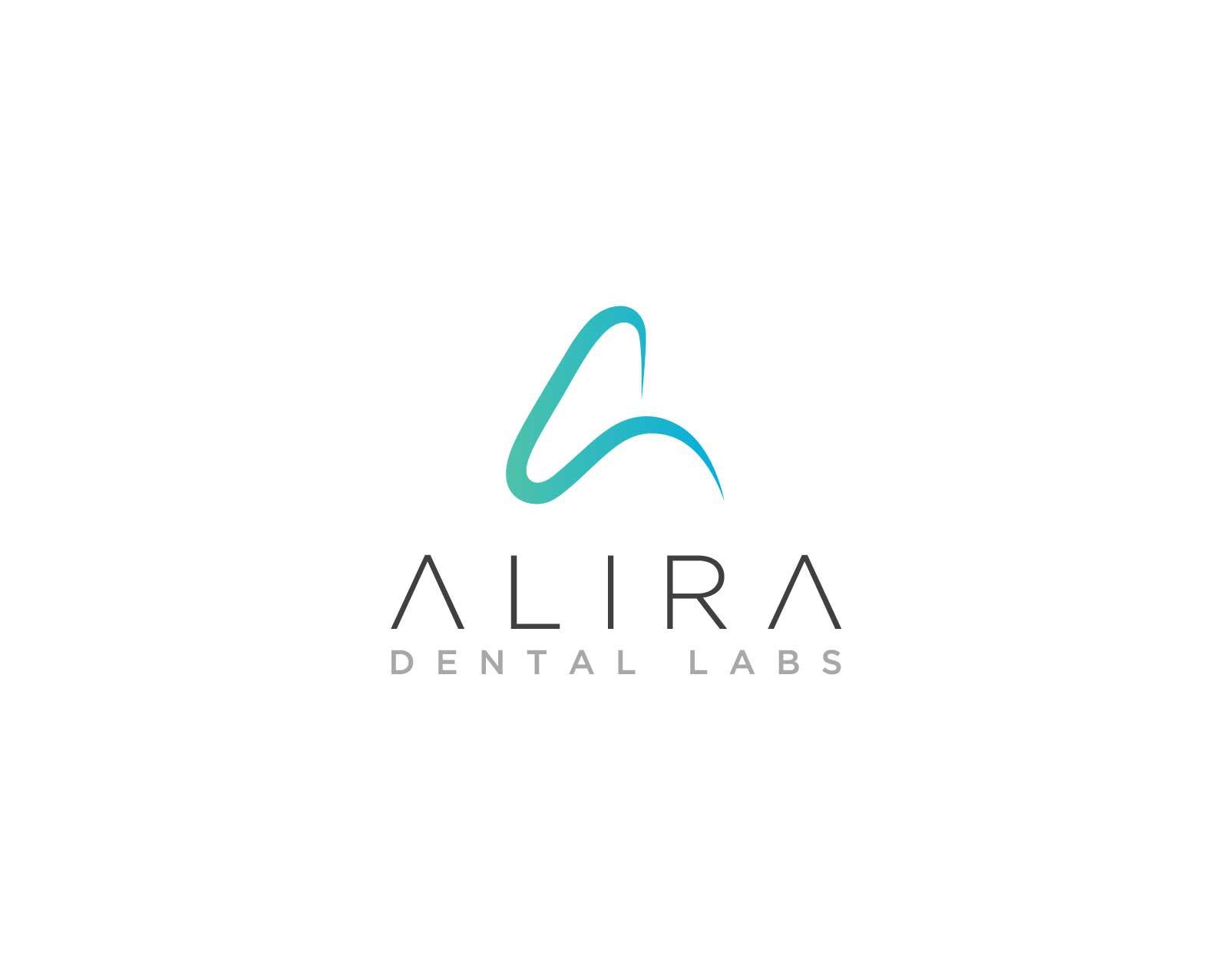 Design an elegant Logo for Alira Dental Labs Inc.