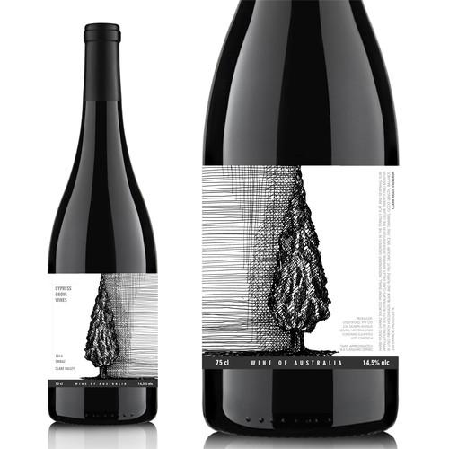 wine cypress
