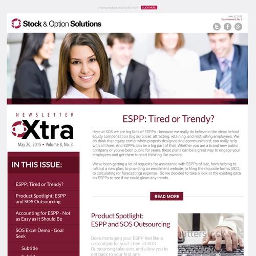 Newsletter for Xtra