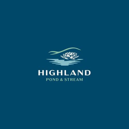 Highland Pond and Stream