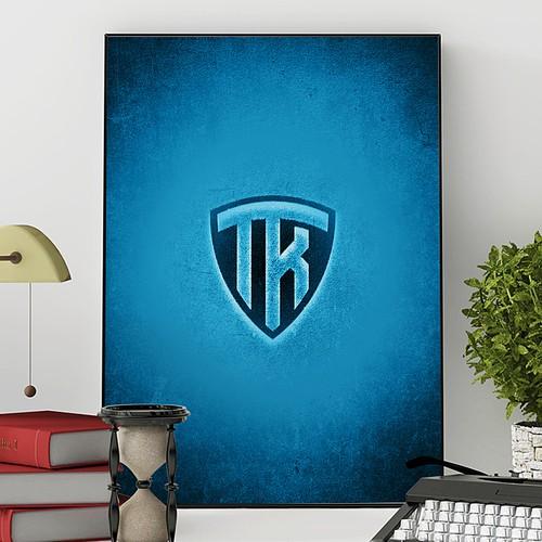 """Logo design for sport apparel company """"Terrakuda"""""""