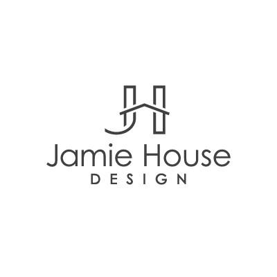 Create a creative logo for interior design company Jamie House Design!