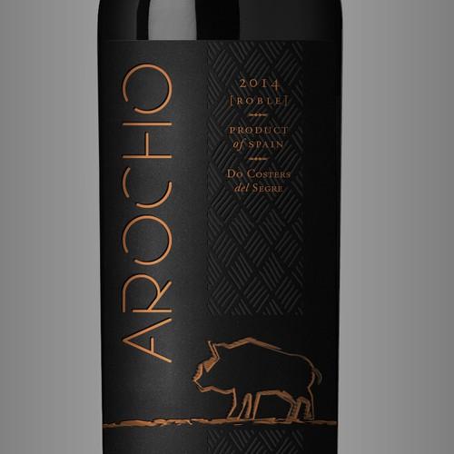 AROCHO: Spanish Wild Pig