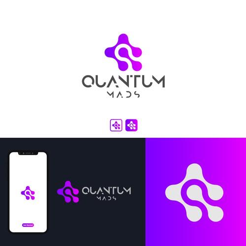 Modern Logo for Quantum Mads