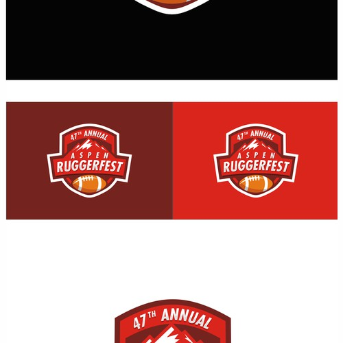 Help 47th Annual Aspen Ruggerfest with a new logo