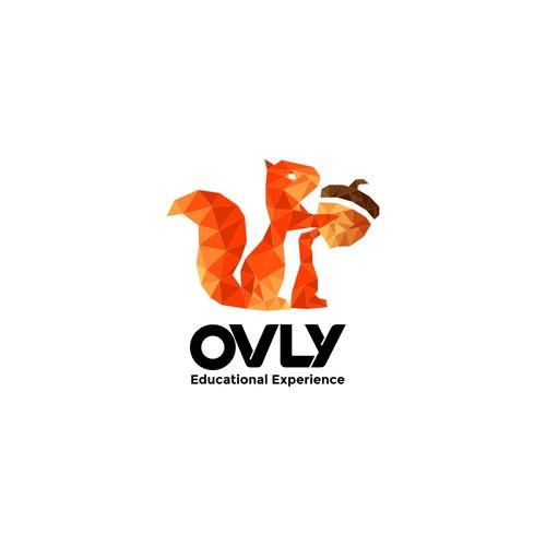 Ovly Logo Design