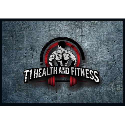 logo for Triple one (T1) Health and Fitness