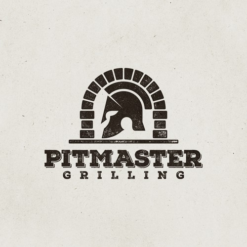 Logo design for Pitmaster Grilling