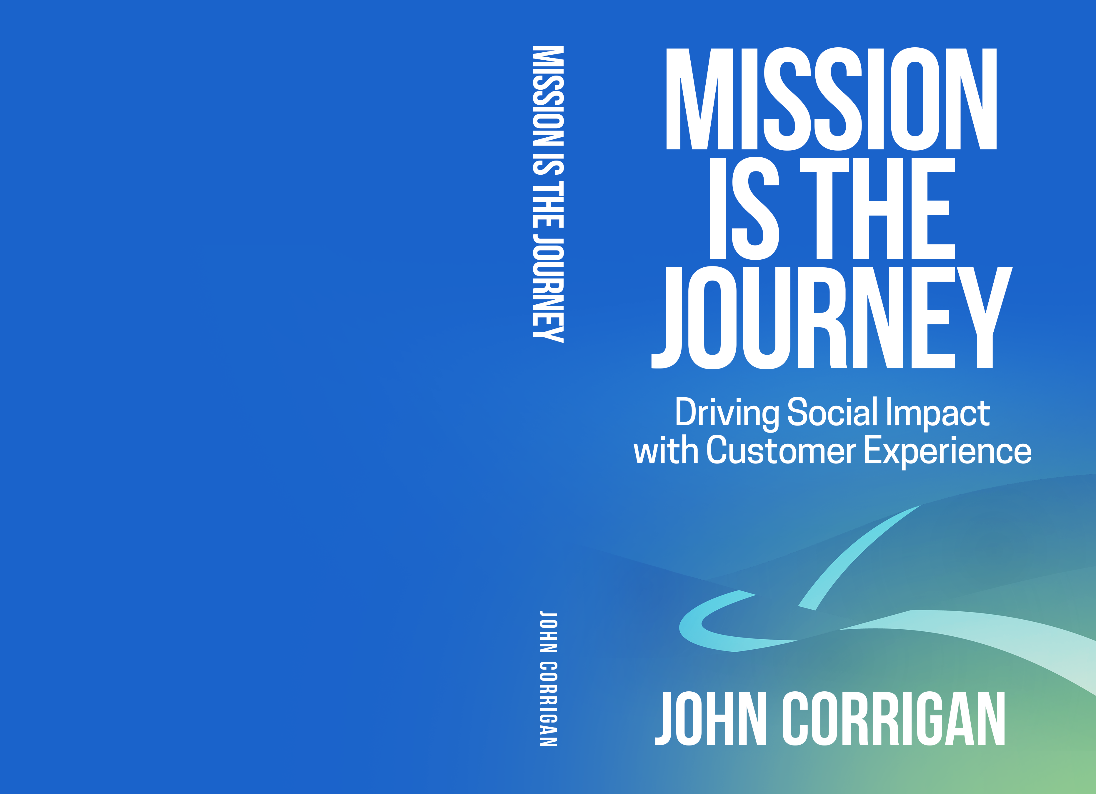 Design a book cover for a nationally known Customer Experience guru