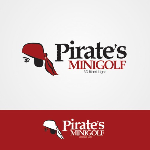 Pirate's Minigolf