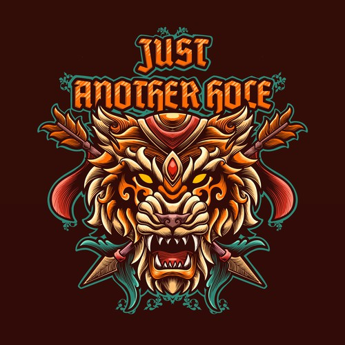 Tshirt design for Just Another Hole