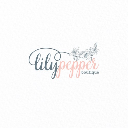 Logo for online Clothing Boutique
