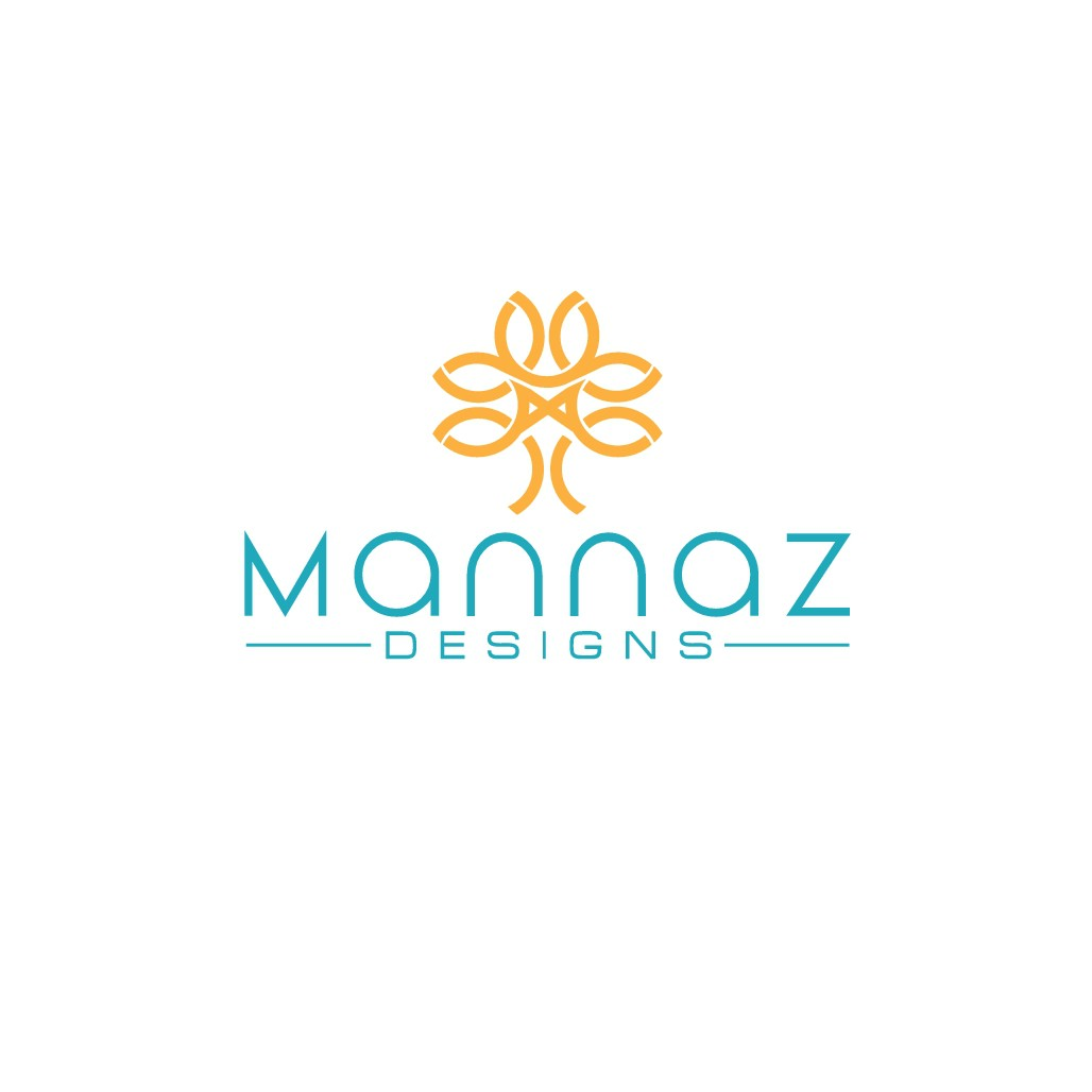 Elegant, Cool, Edgy Logo for Mannaz Designs, Handmade Jewelry for woman