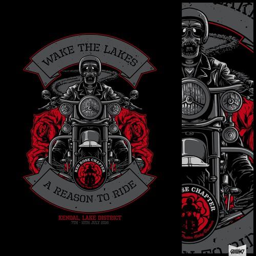 Eliminated T-shirt Design :D