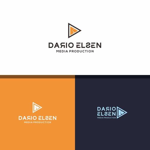 Logo concept for Dario Elsen