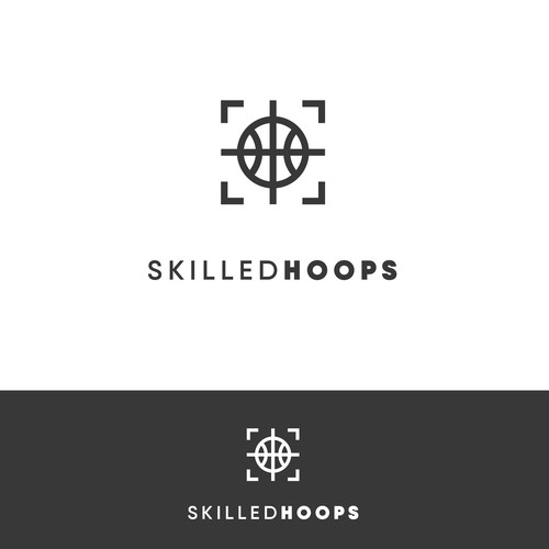 Logo Design for professional basketball coaching