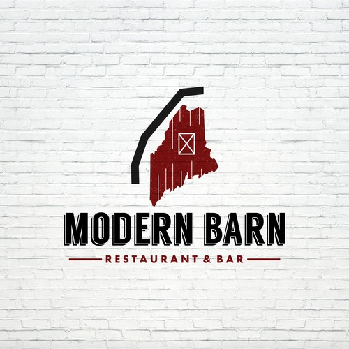 Restaurant Logo in Maine