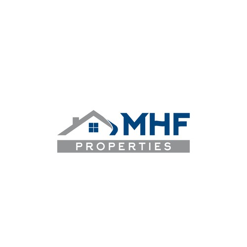 MHF Properties Logo Design