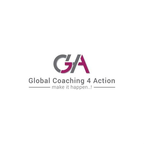Logo Global Coaching 4 Action