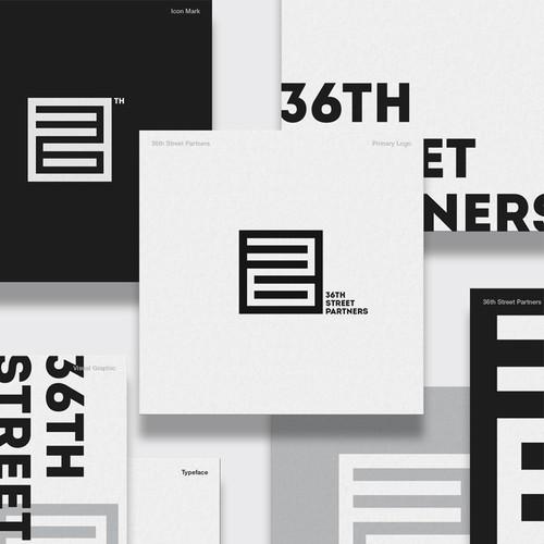 36th Street Logo Design