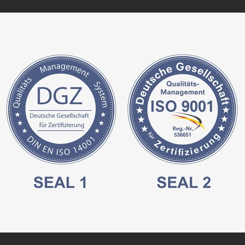 Seal & Certificate Design