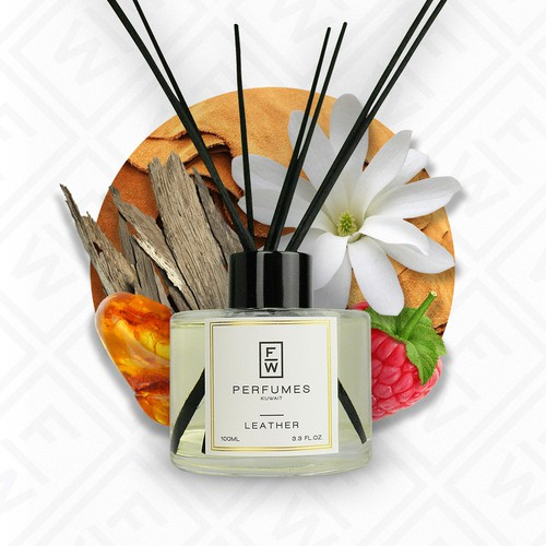 FW Perfumes - Home diffuser