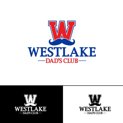 westlake dad's club logo