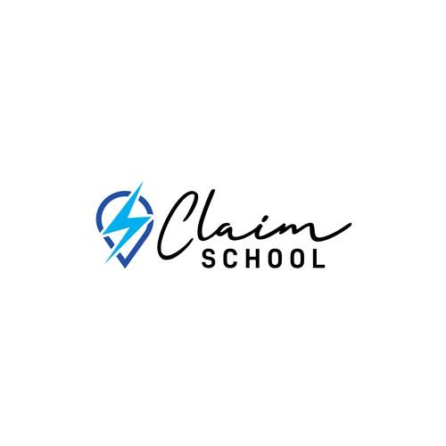 LClaim School Logo