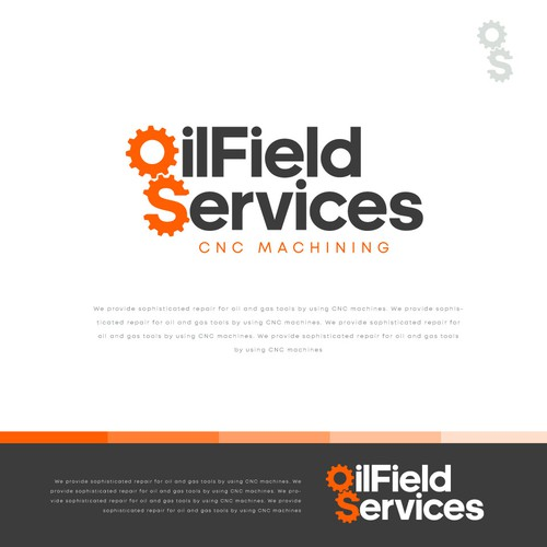 Logo for OilField Services