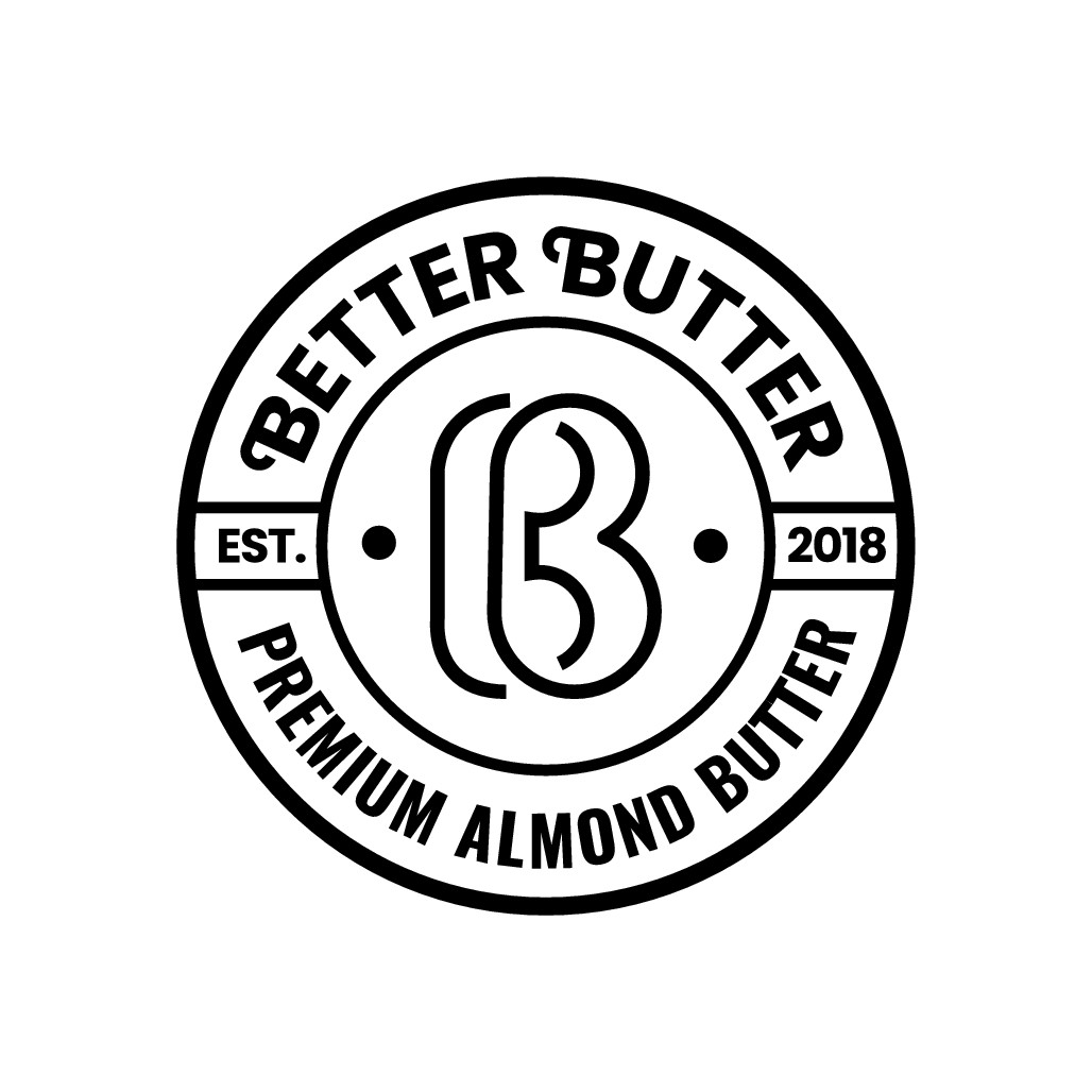 Create a premium logo for a new exciting Organic Butters Brand.